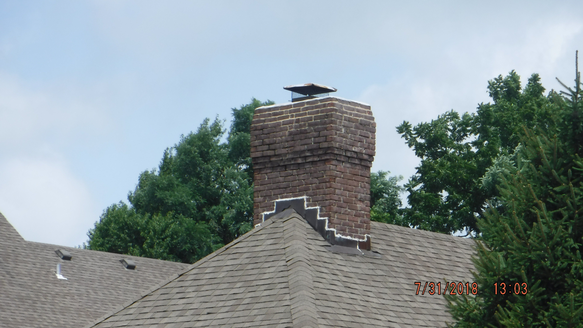 heritage place before and after chimneys